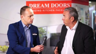 Franchise Buyer presents Dream Doors with Derek Lilly