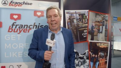 Peter Buckingham talks on working with Glenn Walford and franchise buyer